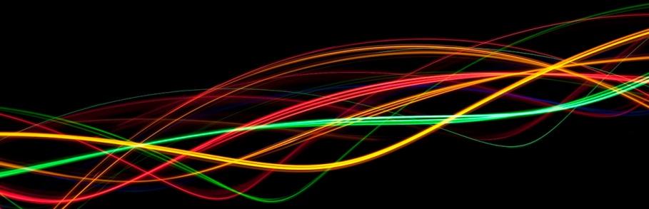light sinusoid